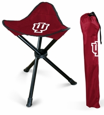 Indiana Hoosiers Folding Stool