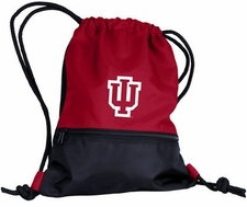 Indiana Hoosiers String Pack / Backpack