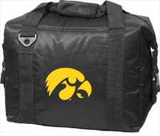 Iowa Hawkeyes 12 Pack Small Cooler