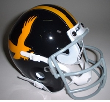 Iowa Hawkeyes 1972 Schutt Throwback Mini Helmet