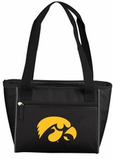 Iowa Hawkeyes 8 Can Cooler Tote