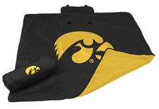 Iowa Hawkeyes All Weather Blanket