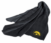 Iowa Hawkeyes Fleece Throw