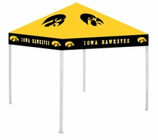 Iowa Hawkeyes Rivalry Tailgate Canopy Tent