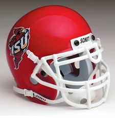Iowa State Cyclones 2003-07 Schutt Throwback Mini Helmet