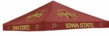 Iowa State Cyclones Red Logo Tent Replacement Canopy
