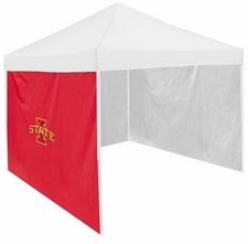 Iowa State Cyclones Red Side Panel for Logo Tents