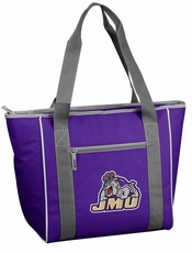 James Madison Dukes 30 Can Cooler Tote