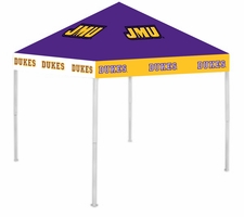 James Madison Dukes Rivalry Tailgate Canopy Tent