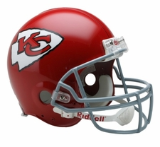 Kansas City Chiefs 1963-73 Throwback Riddell Pro Line Helmet