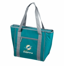 Miami Dolphins  30 Can Cooler Tote