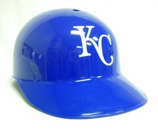 Kansas City Royals Blue Replica Full Size Souvenir Batting Helmet