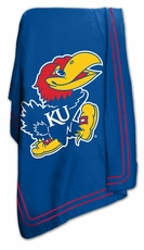 Kansas Jayhawks Classic Fleece Blanket
