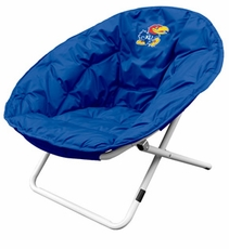 Kansas Jayhawks Sphere Chair