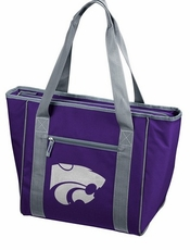 Kansas State Wildcats 30 Can Cooler Tote