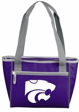 Kansas State Wildcats 8 Can Cooler Tote
