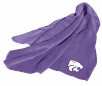 Kansas State Wildcats Fleece Throw