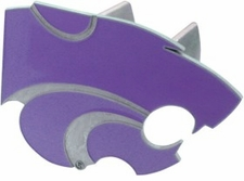 Kansas State Wildcats Logo Trailer Hitch Cover