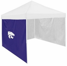 Kansas State Wildcats Purple Side Panel for Logo Tents