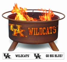 Kentucky Wildcats Outdoor Fire Pit
