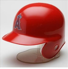 Los Angeles Angels of Anaheim Riddell Mini Baseball Batting Helmet