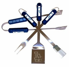 Los Angeles Dodgers Grill BBQ Utensil Set