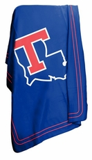 Louisiana Tech Bulldogs Classic Fleece Blanket