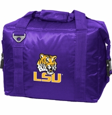 LSU Tigers 12 Pack Small Cooler