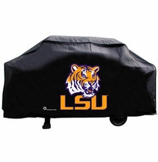 LSU Tigers Economy Grill Cover
