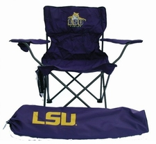 LSU Tigers Rivalry Adult Chair