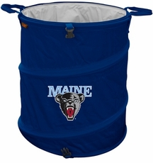 Maine Black Bears Trash Can / Cooler / Laundry Hamper