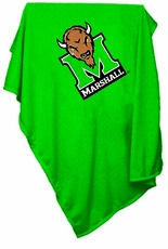 Marshall Thundering Herd Sweatshirt Blanket