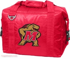 Maryland Terrapins 12 Pack Small Cooler