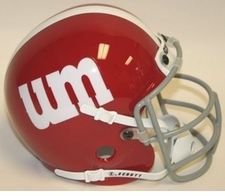 Maryland Terrapins 1969 Schutt Throwback Mini Helmet