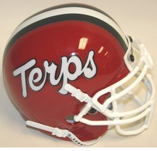 Maryland Terrapins 1991 Schutt Throwback Mini Helmet