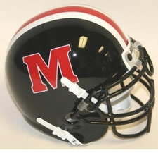 Maryland Terrapins 1992-96 Schutt Throwback Mini Helmet