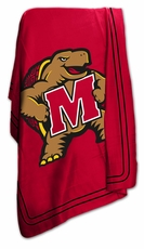 Maryland Terrapins Classic Fleece Blanket