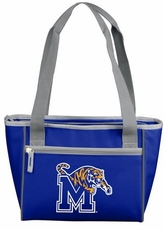 Memphis Tigers 16 Can Cooler Tote
