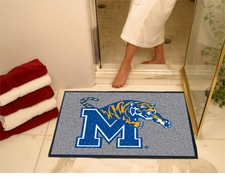 "Memphis Tigers 34""x45"" All-Star Floor Mat"