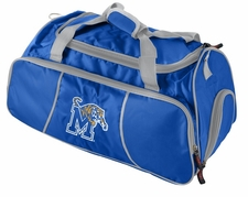 Memphis Tigers Athletic Duffel Bag