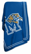 Memphis Tigers Classic Fleece Blanket