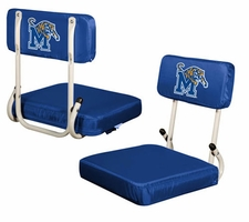 Memphis Tigers Hard Back Stadium Seat