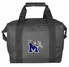 Memphis Tigers Kolder 12 Pack Cooler Bag