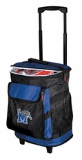 Memphis Tigers Rolling Cooler