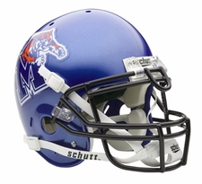 Memphis Tigers Schutt Authentic Full Size Helmet