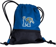Memphis Tigers String Pack / Backpack