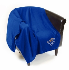 Memphis Tigers Sweatshirt Throw Blanket