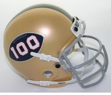 Miami Hurricanes 1969 Schutt Throwback Mini Helmet