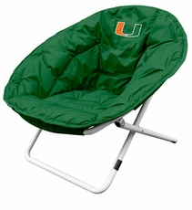 Miami Hurricanes Sphere Chair