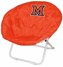 Miami of Ohio Redhawks Sphere Chair